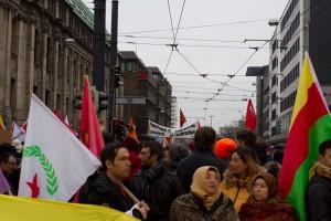 "Banner auf der Demonstration ""Alternativen zu Deutschland"" am 31. Januar 2015 (CC-BY 2015 Sebastian Raible / @FreakkaerF / Stadtkontext.de)"
