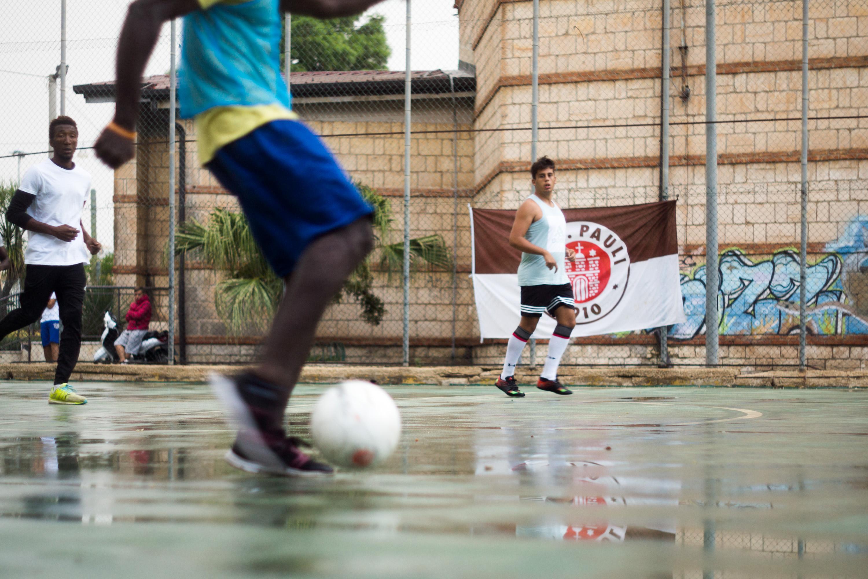 Fussball und FC St. Pauli